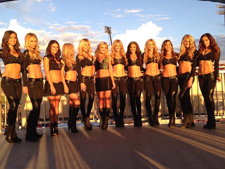 Monster Energy Girl Mercedes Pictures To Pin On Pinterest
